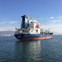 MT ERATO GRT 4270 THESSALONIKI PORT