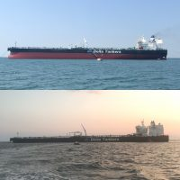 CRUDE OIL/DPP Carrier 'Meltemi' (DWT 163.759) (Delta Tankers Ltd) called Thessaloniki port on spot market to discharge crude oil 145.000Tons.  July 2019