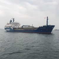 M/T LEFTERIS has been chartered from HELPE for one voyage (Loadport: Aspropyrgos / Disport: Thessaloniki) to load abt 4.700 m3 (up to max vsl's intake) Gasoil. January 2020